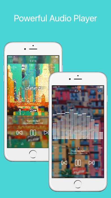 Equalizer Pro - Music Player with 10-band EQ app image
