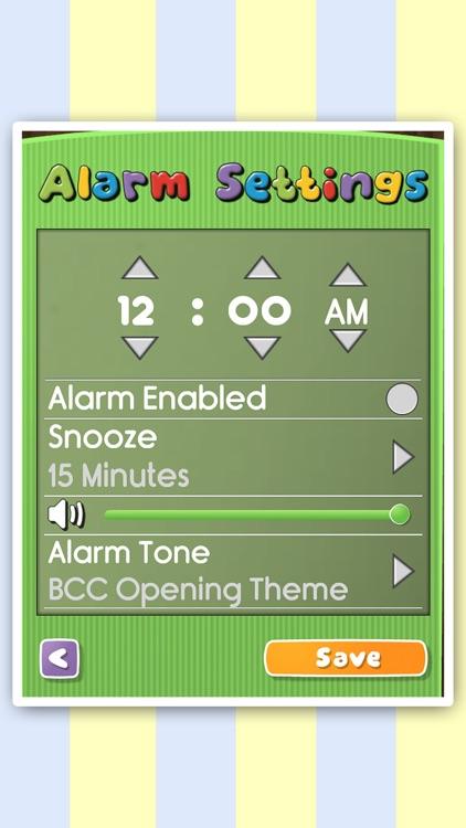 Clock Rug Time screenshot-3