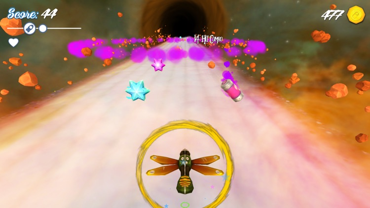 Rocklien Run screenshot-2