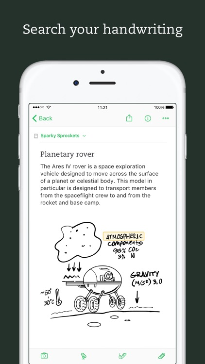 Evernote - stay organized screenshot-4
