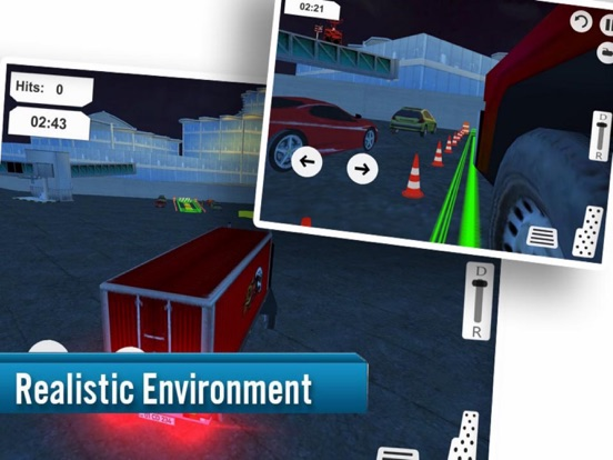 Transport Airport Truck Missio screenshot 3