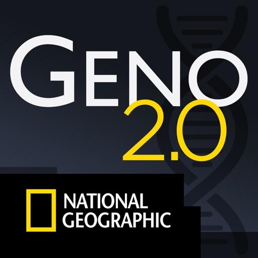 GENO 2.0 DNA Ancestral History