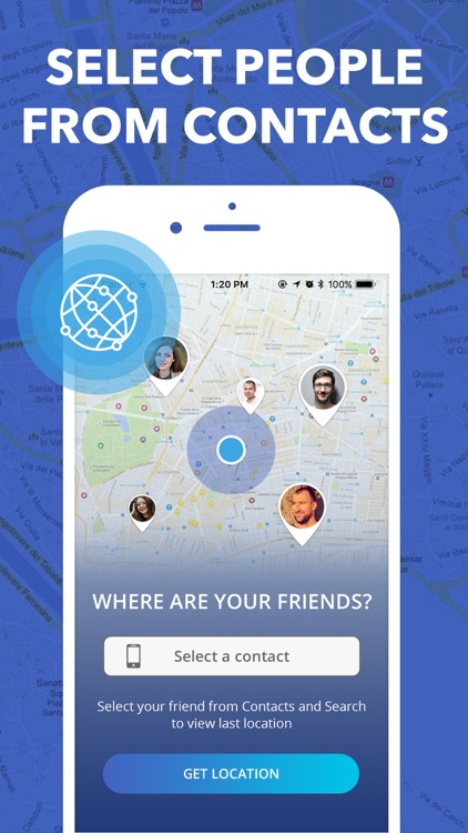 Get Location - Share and Find screenshot-4
