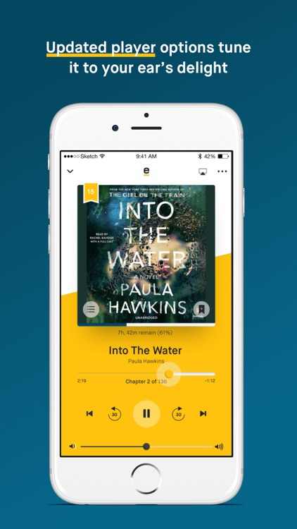 Audiobooks from eStories