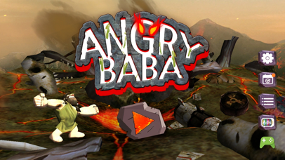 Angry BaBa: Hit & Far away screenshot 6
