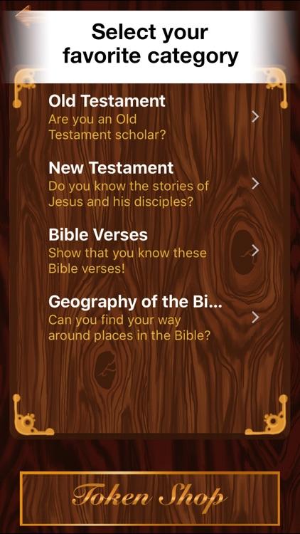 Bible Challenge Full