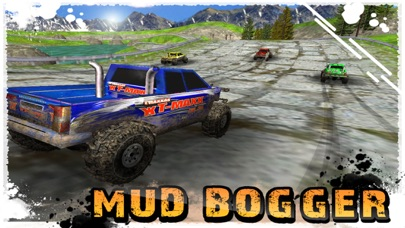 Mud Bogger Monster Truck Raceのおすすめ画像3