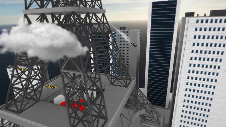 Stickman Base Jumper 2 screenshot-3
