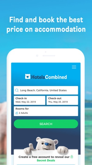 HotelsCombined  Hotel Search az App Store-ban 3468d6e880f