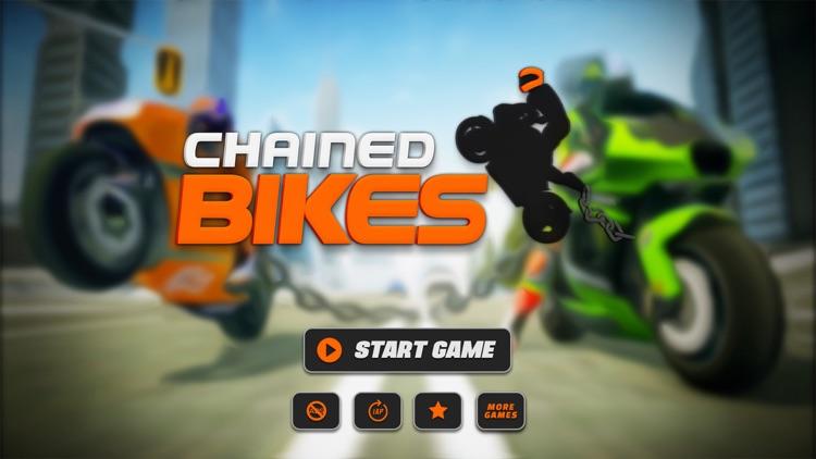 Chained Bike Rider Challenge screenshot-3
