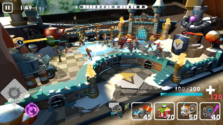 Toy Clash AR screenshot-4