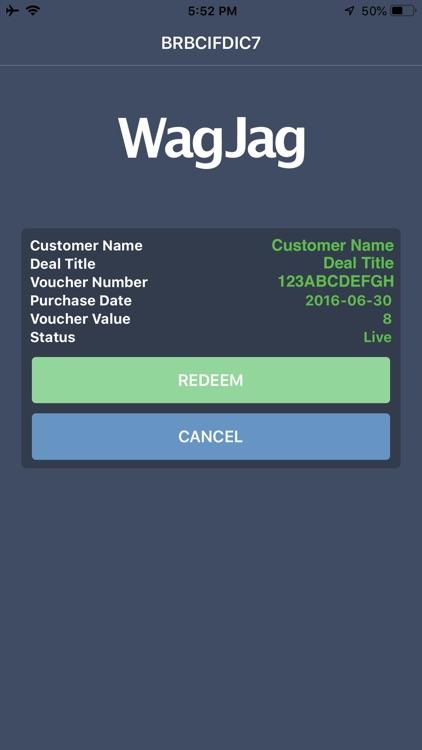 WagJag Merchant screenshot-4