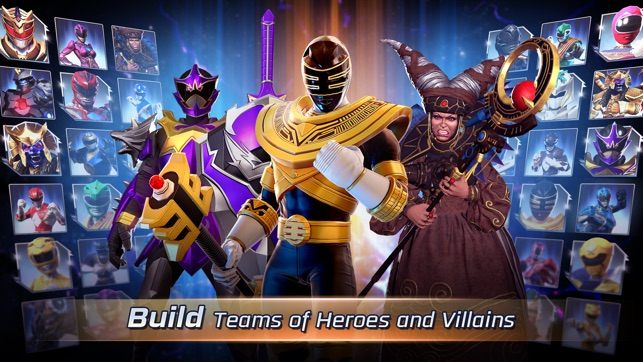 Power rangers legacy wars on the app store voltagebd Images