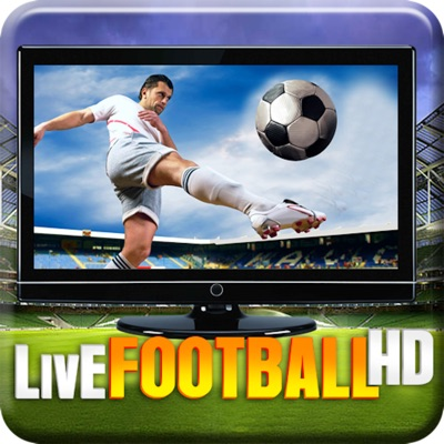Live Football TV HD Streaming ios app