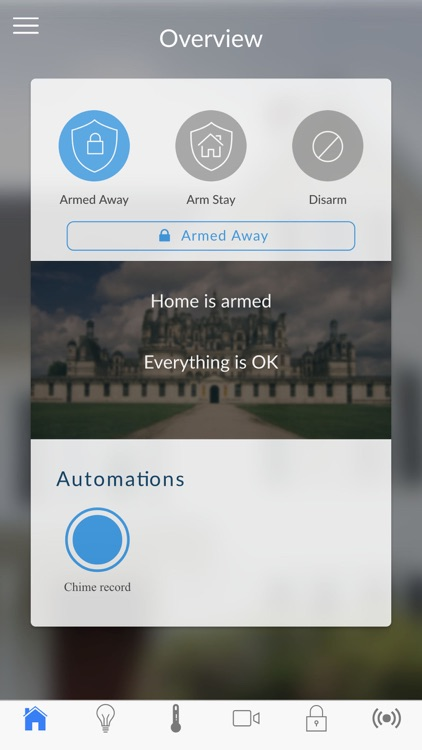 Côr Home Automation