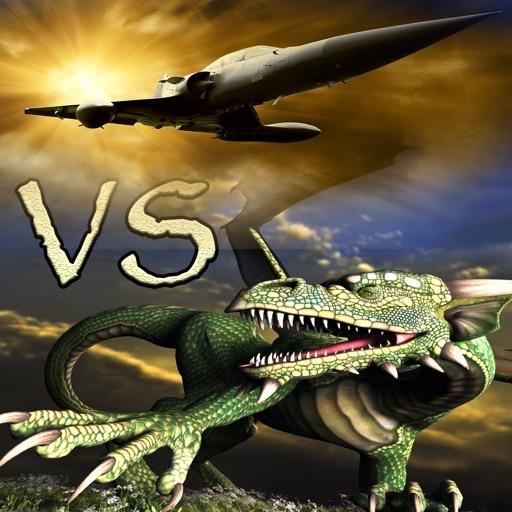 Столкновение драконов 3D