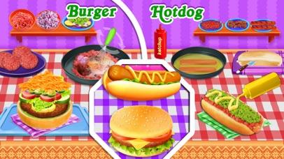 Street Food - Cooking Game screenshot 6