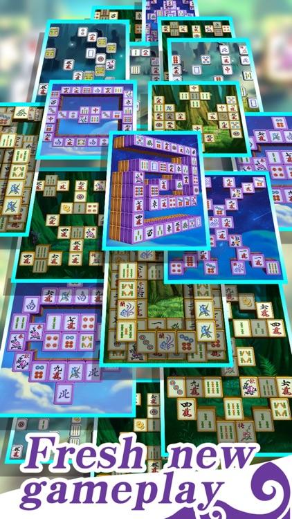 Mahjong 3D Match-Quest Journey