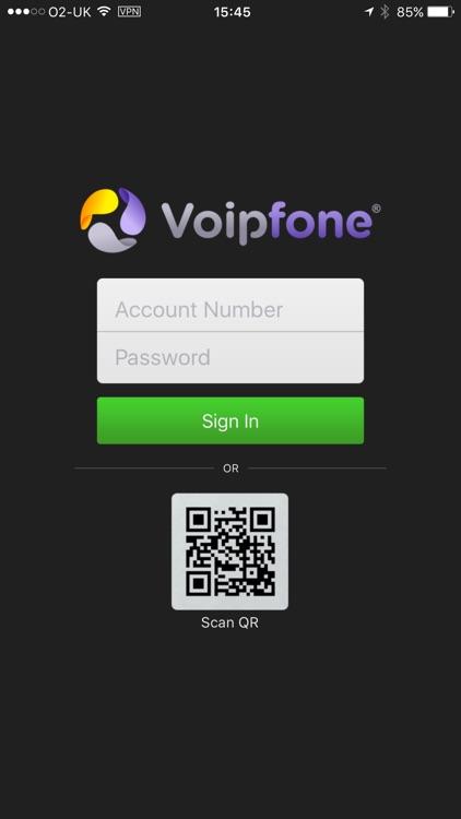 Voipfone Softphone