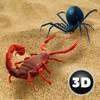 蝎子战斗:昆虫之战