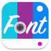 Fontography - Text on Pictures