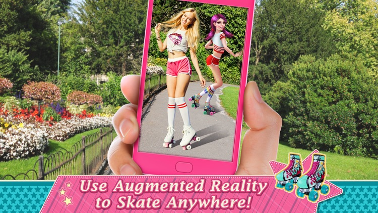 Roller Skating Girls screenshot-1