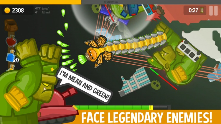 Caterpillage screenshot-2