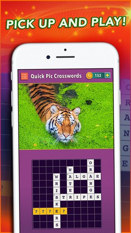 Quick Pic Crosswords screenshot-3