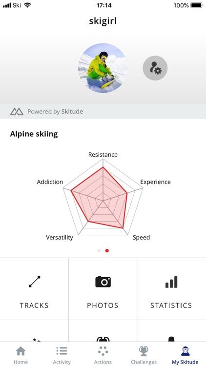 Las Leñas App screenshot-4