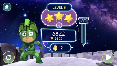 PJ Masks: Racing Heroes screenshot 7