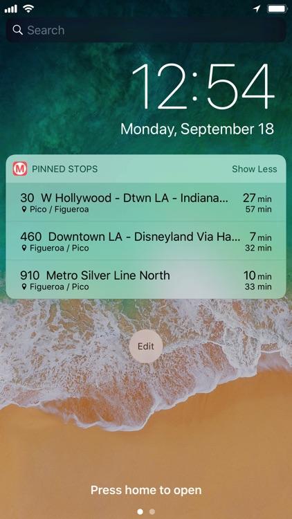 LA Metro Watch Transit App screenshot-3