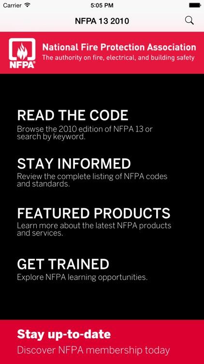 NFPA 13 2010 Edition