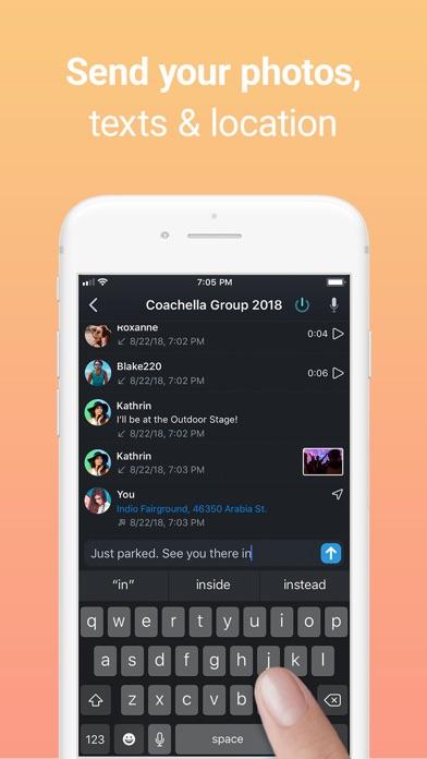 Zello Walkie Talkie app image