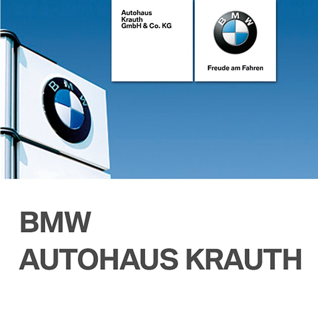 app store bmw krauth. Black Bedroom Furniture Sets. Home Design Ideas