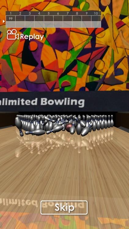 Unlimited Bowling screenshot-3