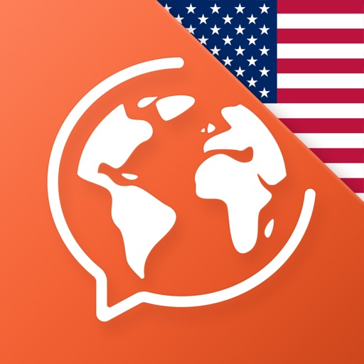 Learn American English –Mondly application logo