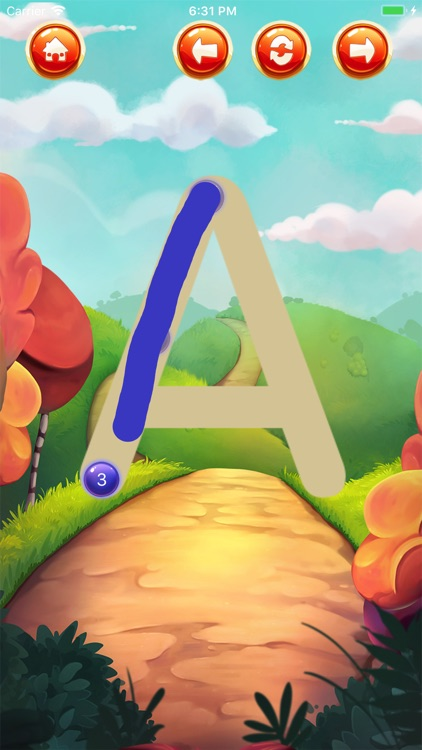 Pre-K Letters and Numbers screenshot-4