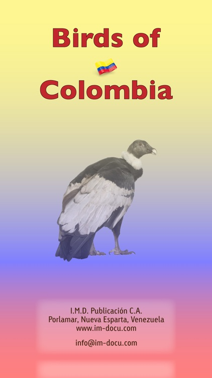 The Birds of Colombia screenshot-5