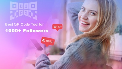 Get Followers Plus for QR Code for Windows