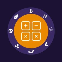 Crypto Coin Calc & converter