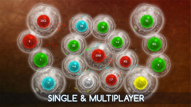 Biotix: Phage Genesis screenshot-2