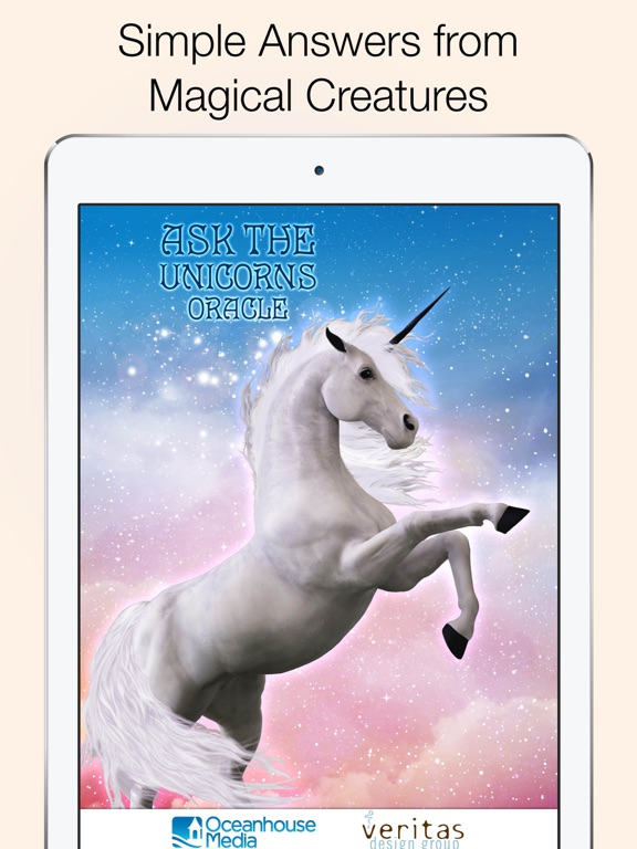 Ask the Unicorns Oracle Cards screenshot 6