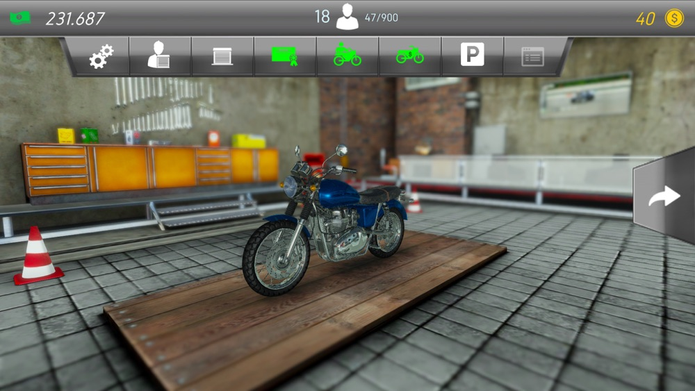 Motorcycle Mechanic Simulator hack tool