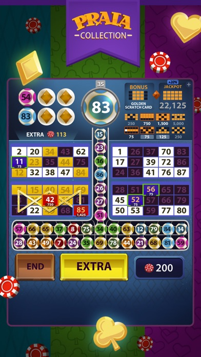 Image of Video Bingo Los Cabos for iPhone