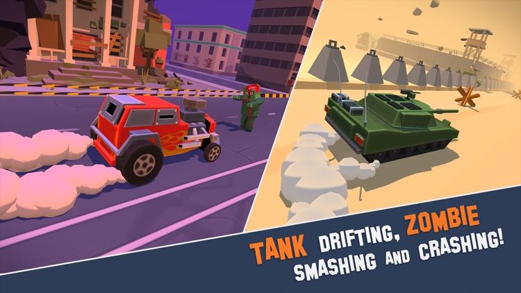 Smashy Drift screenshot-4