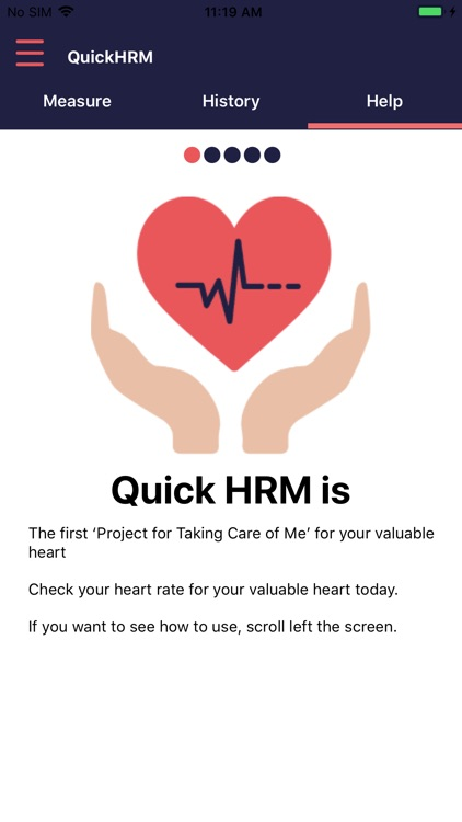 Quick Heart Rate Monitor screenshot-4
