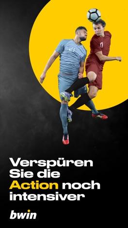 bwin Sportwetten screenshot for iPhone