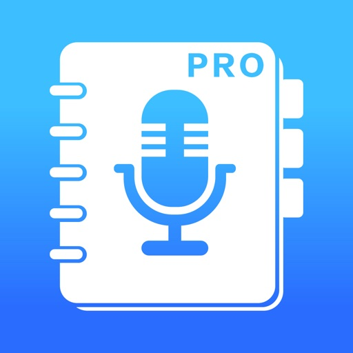 Voice Notes PRO - Voice Recorder, Diary & Memos