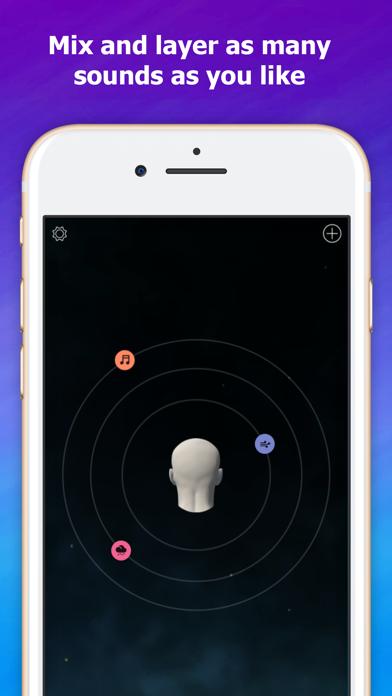 Sleep Orbit: Relaxing 3D Sound screenshot two