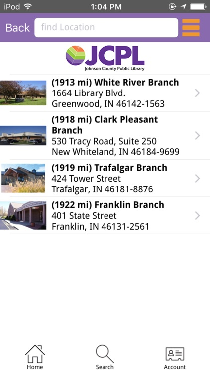 Johnson Co Public Library (IN) screenshot-3